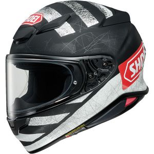 RF 1400 Scanner Helmet Black/White/Red 2021