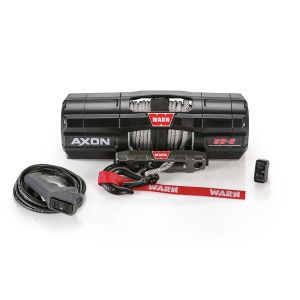 axon 5500 with synthetic rope
