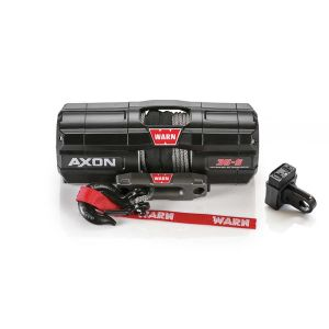 axon 3500 with synthetic rope