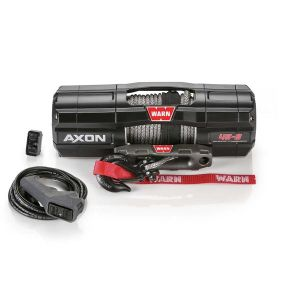 axon 4500 with synthetic rope