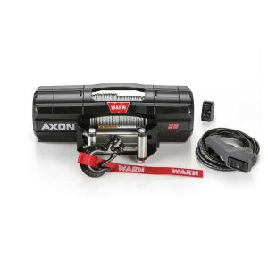 axon 5500 with steel rope