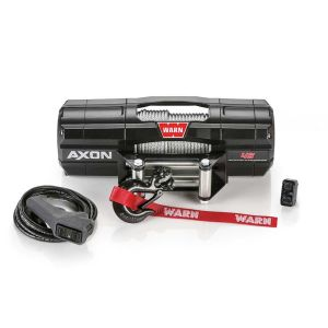 axon 4500 with steel rope