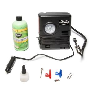 Smart Repair Tire Kit with Air Compressor
