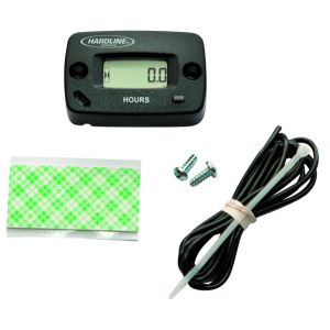 Re-Settable Hourmeter 2-Stroke, 4 Stroke