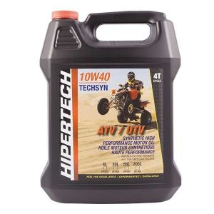 10W40 SEMI-SYNTHETIC OIL 4T - 4L