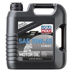 Oil 4T Synthetic Street 10W40