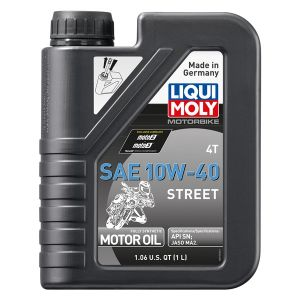 Oil 4T Synthetic Street 10W40 1L