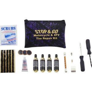 Motorcycle & ATV Tire Repair Kit