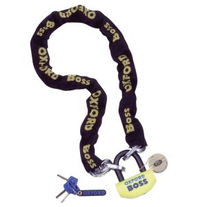 Boss Super Strong Chain and Padlock