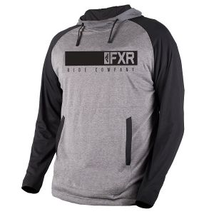 Trainer Tech Pullover Hoody