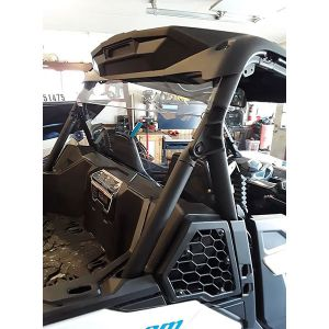 rear windshield Maverick Trail & Sport