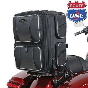 Highway Roller Backrest Rack Bag