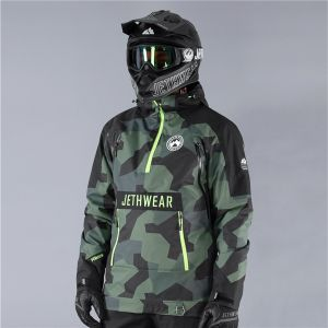 Manteau Flight Anorak Camo 2021