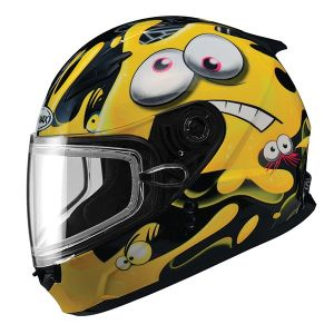 Casque GM49Y Slimed Junior-L
