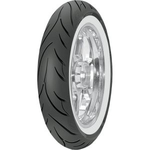 cobra av71 white wall tire 100/90-19 front