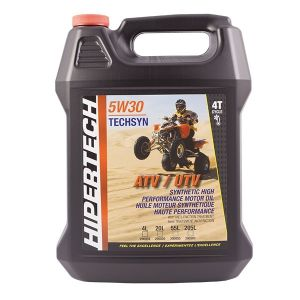 5W30 Semi-Synthetic Oil 4T - 4L