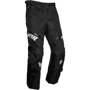 Pantalon Terrain Over The Boot Noir 2021