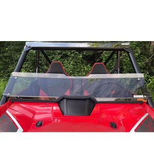 half windshield honda talon