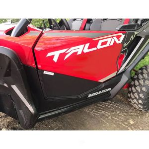 door inserts honda talon