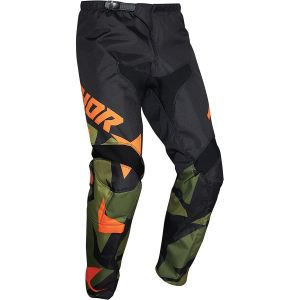 Pantalon Sector Warship Vert/Orange 2021