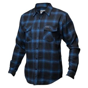Saturday Night Special Flannel Blue 2021