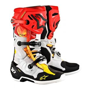 Limited Edition Tech 10 Indy Boots