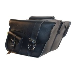 Ranger Supper Slant Saddlebags