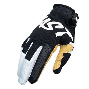 Sector Gloves Black White 2021