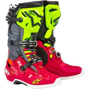 Limited Edition Tech 10 Anaheim Boot