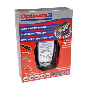 OptiMate 3 (0.8 A ) Smart Charger