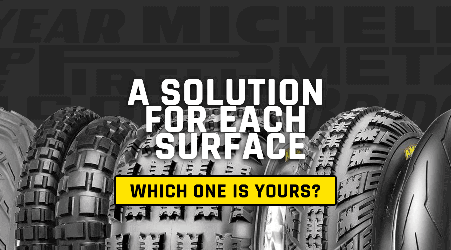 A solution for each surface. which one is yours?